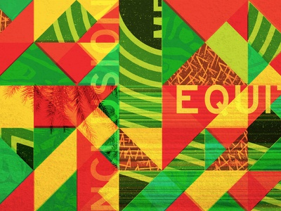 Background Pattern v2 vibrant shapes geometric colorful abstract textile pattern background texture