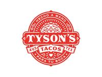 Tyson's Tacos Logo