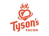 Tyson's Tacos Logo B