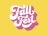 Fall Fest type