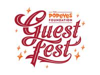 Guest Fest Logo