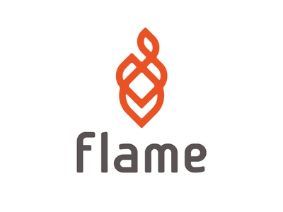 Flame logo brand branding design identity burn logo design logotype abstract fire flame corporate identity branding logo