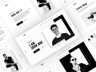 Personal Portfolio Web