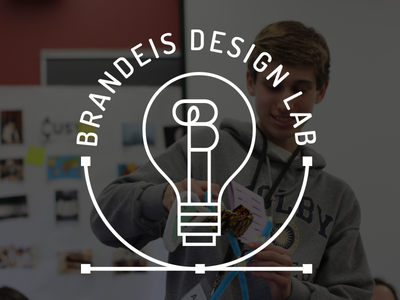 design lab final brandeis university design lab logo light bulb vector