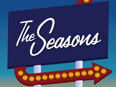 The Seasons nanowrimo book cover diner