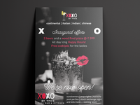 XOXO by Tito's Flyer