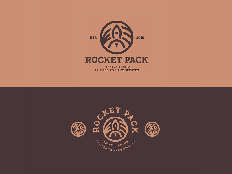 Rocket Pack Logo