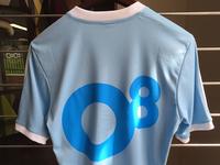 ORIGIN EIGHT Soccer Shirt (back)