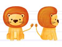 Lion concept art