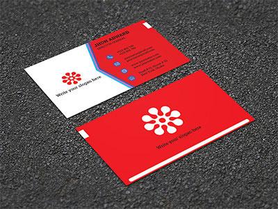 Business Card 1 tamplate modern card name card modern business card color cmyk business card visiting card vc bc cyan red print black green blue 300 dpi card creative business card corporate business card
