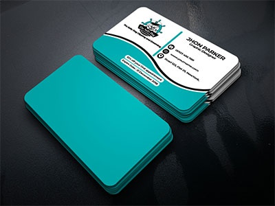 Business Card 2 tamplate modern card name card modern business card color cmyk business card visiting card vc bc cyan red print black green blue 300 dpi card creative business card corporate business card