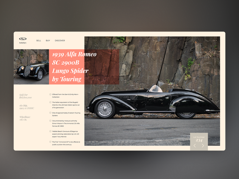 Daily Inspiration 12 concept daily grid grid design big background images web daily inspire clean ui minimalistic