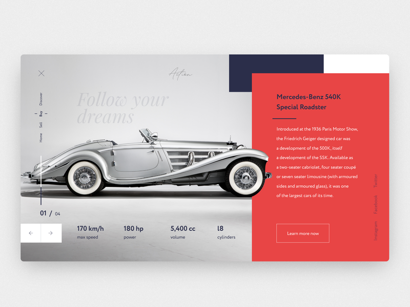 Daily Inspiration 20 grid layout grid design layout grid big background images ui web clean daily inspire minimalistic