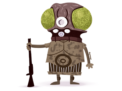 Star Wars character: 4-LOM