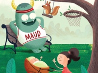 Birth announcement: Maud