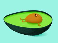 Chill avocado