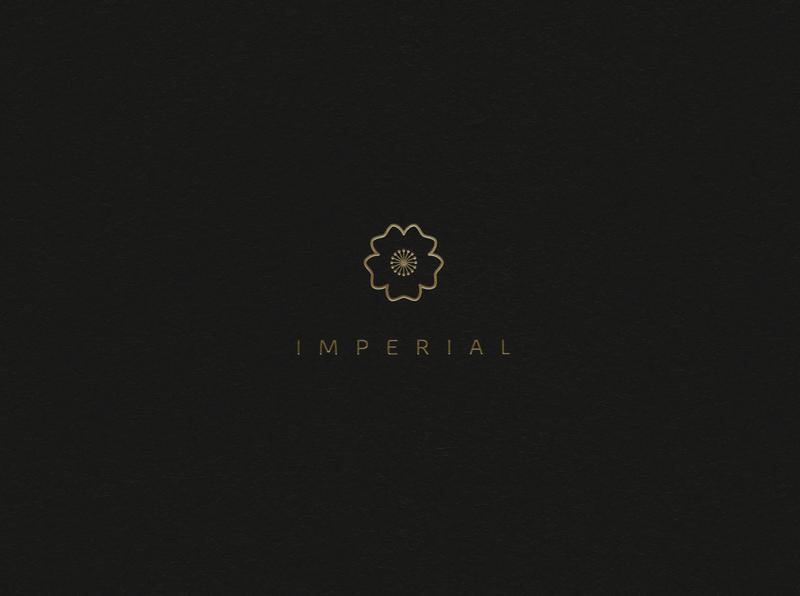 Imperial typography packaging newbranding new branding mockup marketing logo graphics graphicdesign graphic design corporateidentity corporate brand identity branding brand identity brand design brand adobe