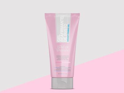 Cosmetic Tube Mockup 04
