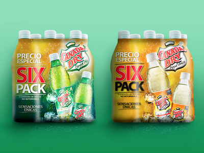"""Canada Dry. """"Tonic water"""""""