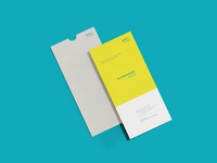 Invitation card Sura Asset Management
