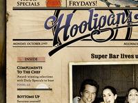 Hooligans Website