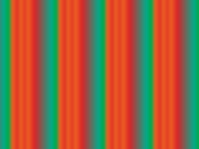Red/Green Lines color theory moire robert gaszak site design website psychedelic