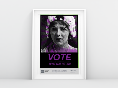 Betsy Ross - Vote Series