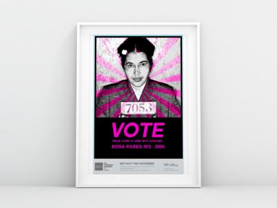 Rosa Parks - Voting Series