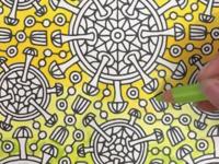 microbe coloring book