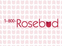 Thirty Logos - #6 1-800-Rosebud