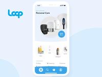 Loop Mobile App Concept