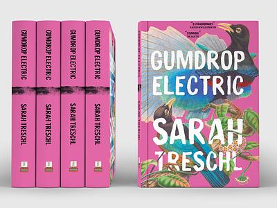Gumdrop Electric book art book design book book cover mockup book cover art book covers book cover design book cover