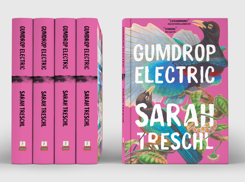 Gumdrop Electric book art book design book book cover mockup book cover art book covers book cover design book cover