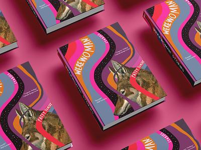 Werewoman: Stories book cover art book cover mockup illustration design design book design book art book cover book cover design illustration art book