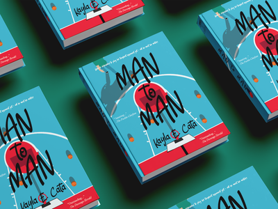 Man to Man book cover art illustration design book design book art book cover book cover mockup book cover design illustration illustration art book