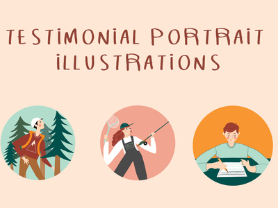 Branding illustrations for The Joy of Discovery Project branding and identity branding agency branding design brand identity brand design brand branding design illustrations illustration art illustration illustrator