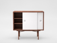 Finn juhl credenza attachment