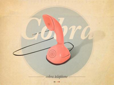C - cobra telephone