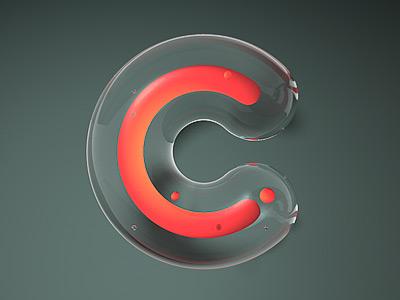 C glass c4d glass creuna