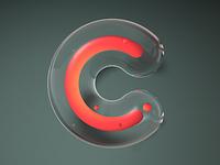 C glass
