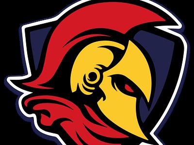 Deccan Gladiators team logo concept graphic design icon logo jiga duggout cricket logo cricket app cricket creative