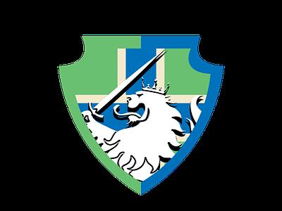 Gloucestershire team logo illustration app design concept icon jiga logo graphic design creative duggout cricket logo cricket app cricket