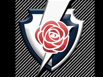 Lancashire team logo app design concept icon jiga logo graphic design creative duggout cricket logo cricket app cricket