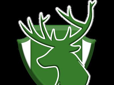 Notts Outlaws team logo design concept icon jiga logo graphic design creative duggout cricket logo cricket app cricket