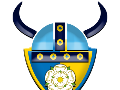 Yorkshire team logo design concept icon jiga logo graphic design creative duggout cricket logo cricket app cricket
