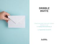 Dribble Invite portfolio dribbble invites dribble invite