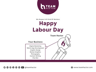 May Day Illustration or Artwork by Team Hactor web development artwork concept art concept illustration graphicdesign labours workers may day labour day labour creative agency digital marketing marketing teamhactor team hactor adobe illustrator illustrator aesthetic illustration mood
