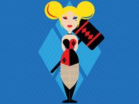 Harley Quinn - Femme Fatale