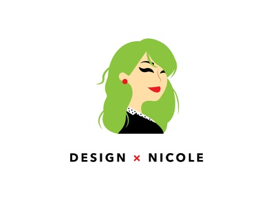 This is Me character design colorful vector simple red branding black logo illustration