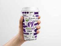 Bubble Stop Tea Cup